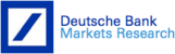 Deutsche Bank Markets Research Logo